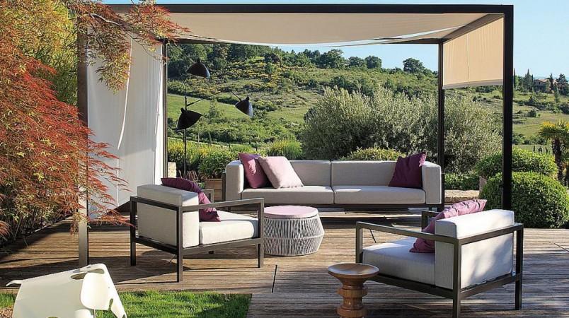 Arredo da giardino idee e ultime tendenze per rendere - Arredi per giardini e terrazzi ...