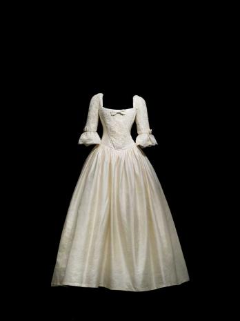 storia dell'abito da sposa