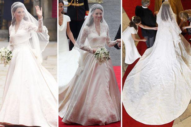 abiti da sposa dei reali