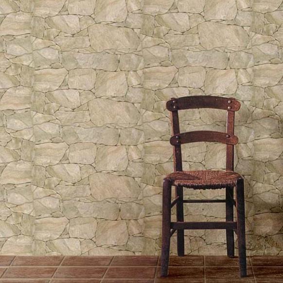 Mattonelle da parete forme colori materiali e abbinamenti - Piastrelle muro pietra ...