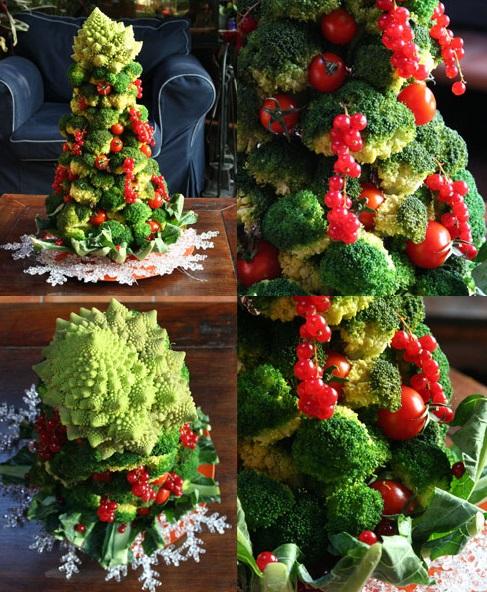 Decorazioni natalizie diy per la tavola fiori fimo - Decorazioni per la tavola ...