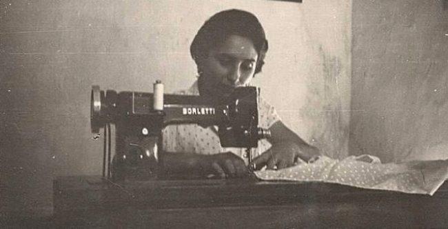 storia della macchina da cucire