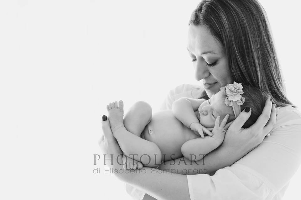 fotografi newborn in Italia