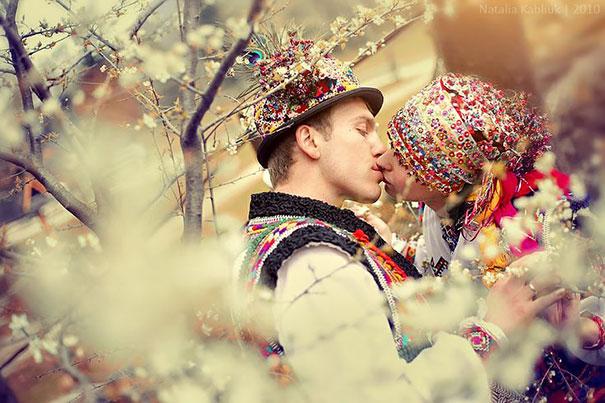 Vestiti da sposa tradizionali
