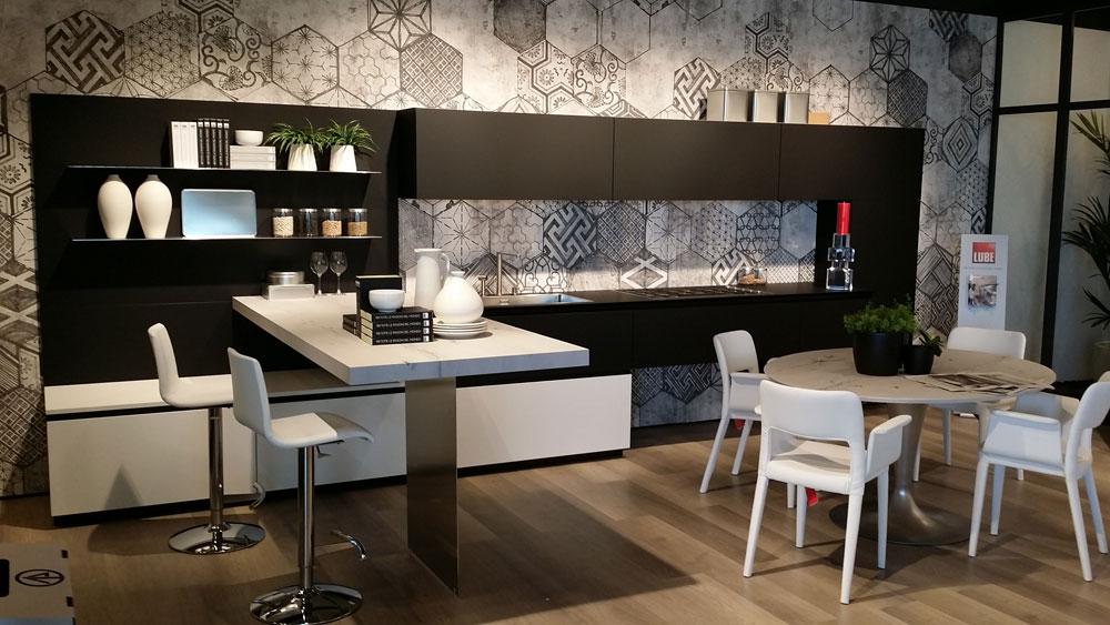 Showroom di Misuraerre Lube & Creo Store a Lissone