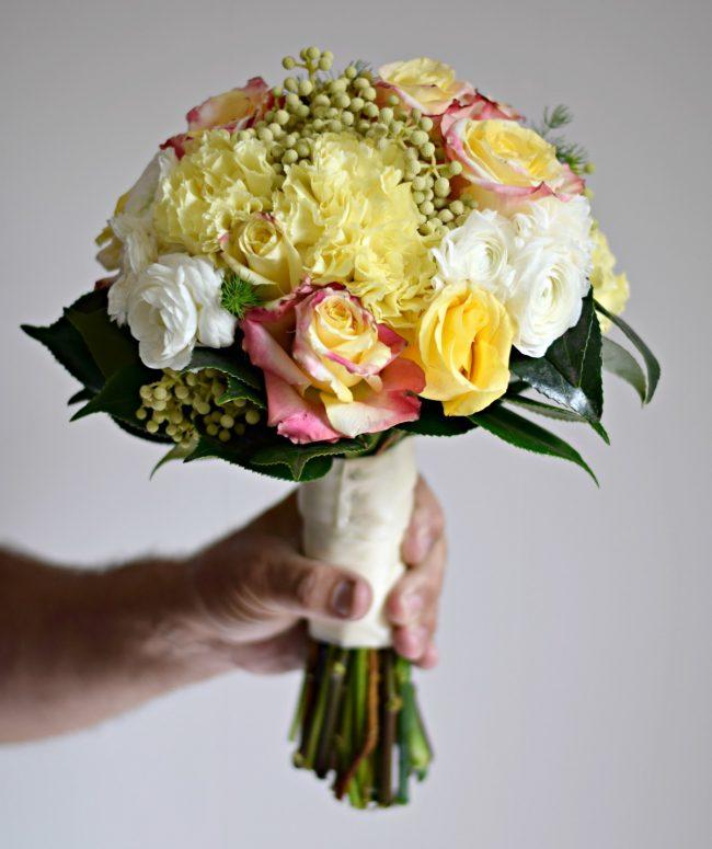 il significato del bouquet
