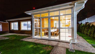 Le Migliori Idee Per Illuminare Una Veranda